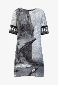 Desigual - DESIGNED BY CHRISTIAN LACROIX - Korte jurk - black - 4