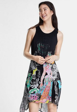 DESIGNED BY CHRISTIAN LACROIX - Day dress - black