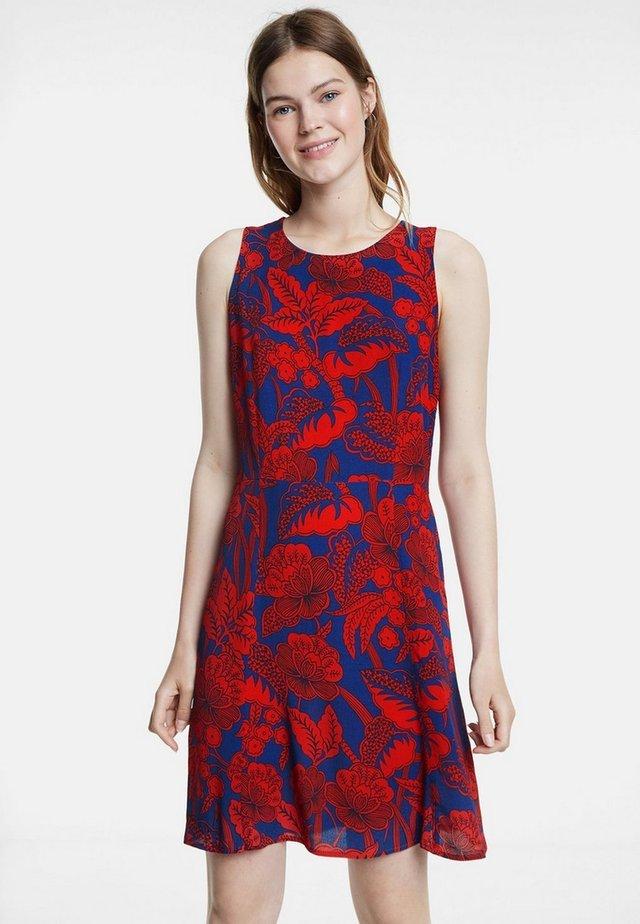 VEST_WELS - Sukienka letnia - red