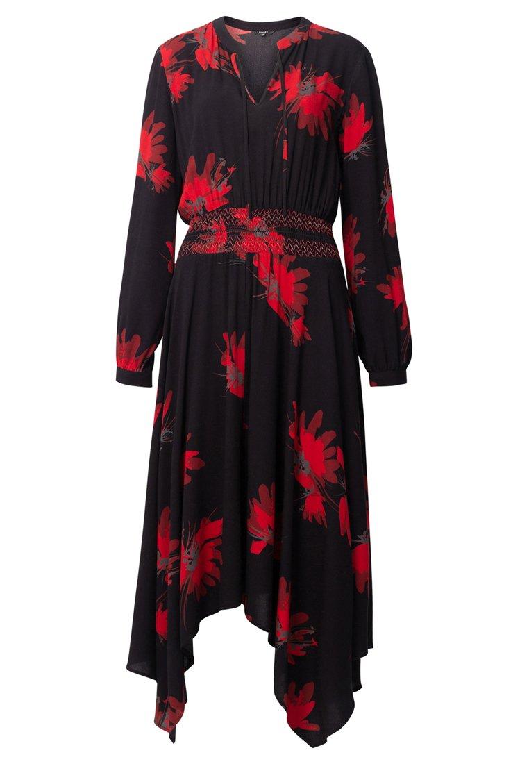 Desigual BUTTERFLY - Sukienka letnia - red