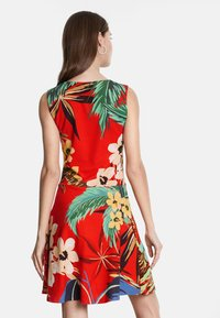 Desigual - MEMPHIS - Day dress - red - 2