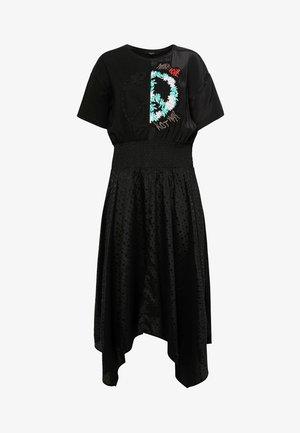 VEST NOOSA - Robe d'été - black