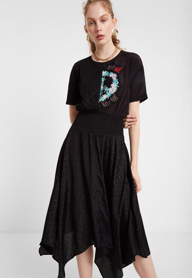 VEST NOOSA - Sukienka letnia - black