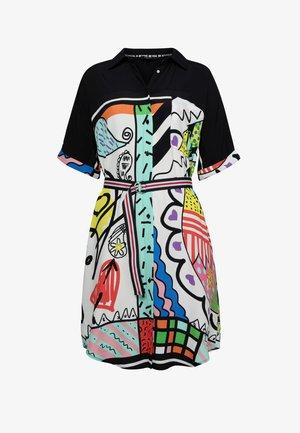 VEST_ARTY - Shirt dress - multicolor