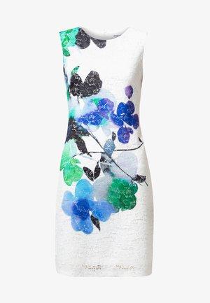 VEST_IVETTE - Day dress - blue