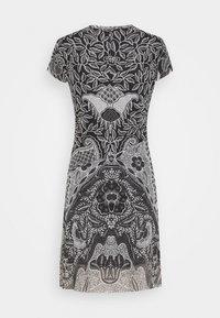 Desigual - VEST PARIS - Vestido informal - black - 1
