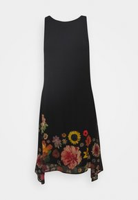 Desigual - VEST LUGANO DESIGNED BY MR CHRISTIAN LACROIX - Sukienka letnia - black - 5