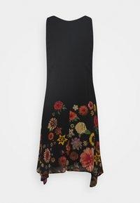 Desigual - VEST LUGANO DESIGNED BY MR CHRISTIAN LACROIX - Vestido informal - black - 1