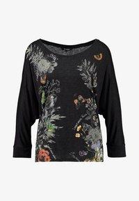 Desigual - KEILA - T-shirt à manches longues - gris vigore oscuro - 5