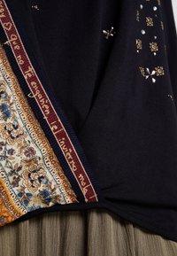 Desigual - BRIDGET - Long sleeved top - black - 5