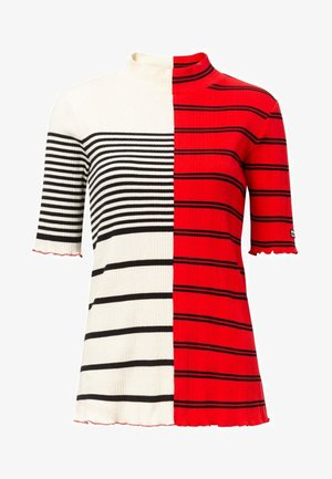 GENIS - T-shirt imprimé - red