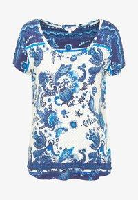 Desigual - MELIAN - T-shirt imprimé - azul dali - 3