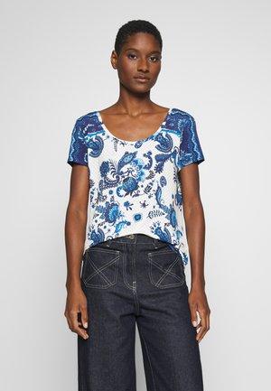 MELIAN - T-shirt print - azul dali