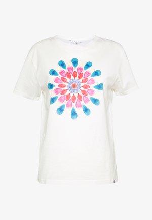 MILAN - T-shirt print - blanco