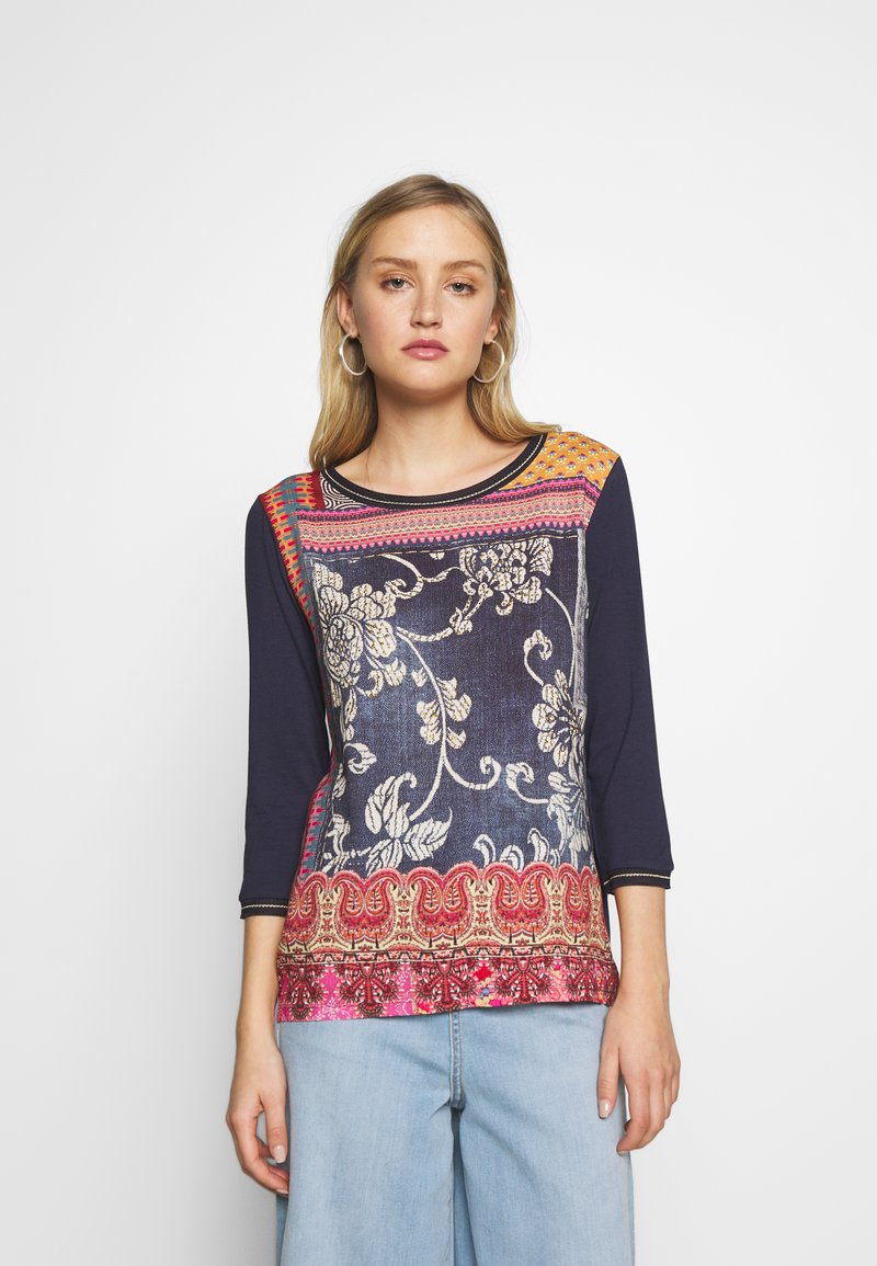 Desigual - GRANADA - Longsleeve - multi-coloured