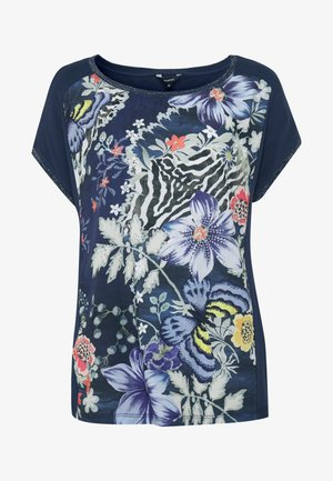 EDIMBURGO - Blouse - navy