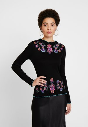 LAUREN - Long sleeved top - multi-coloured