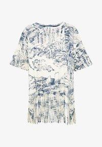Desigual - ISLA - Camiseta estampada - crudo - 4