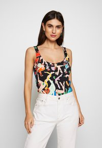 Desigual - MASILA DESIGNED BY MIRANDA MAKAROFF - Top - multi-coloured - 0
