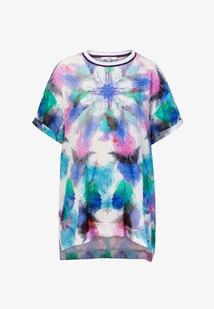PALERMO - T-shirt med print - blue