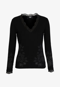 Desigual - Pullover - black - 4