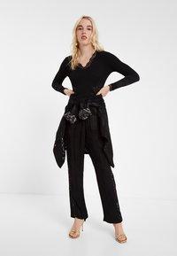 Desigual - Pullover - black - 1