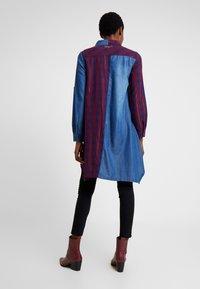 Desigual - CAM FEZ - Koszula - blue denim - 2