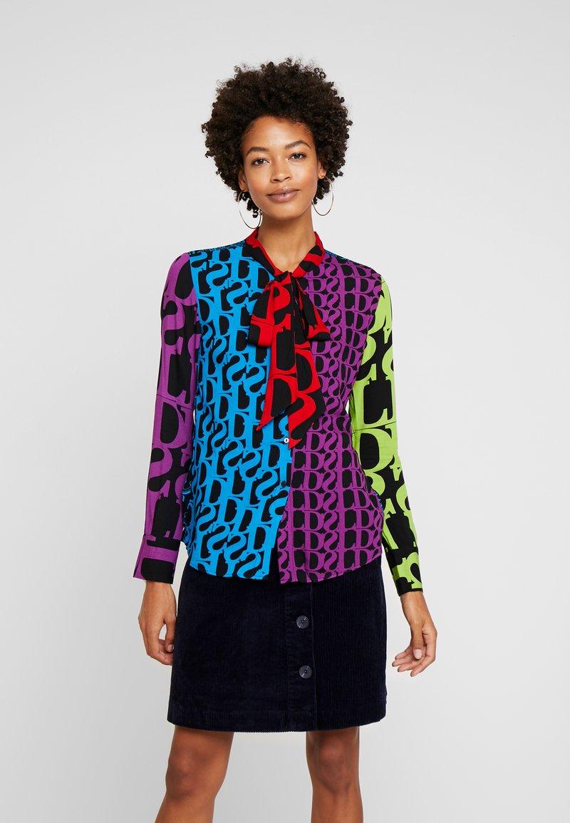 Desigual - CAM JANICE - Button-down blouse - tutti fruti