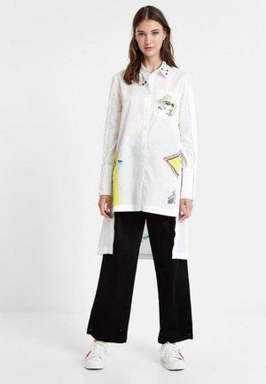 BONHAM - Button-down blouse - white