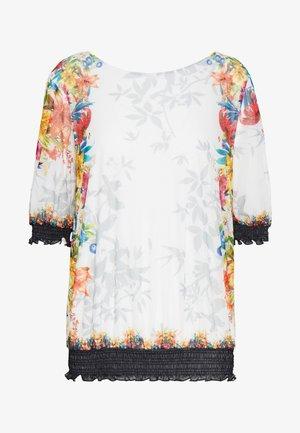 Blusa - blanco