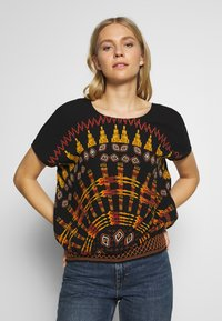 Desigual - BLUS NAPOLES - Camicetta - multi-coloured - 0
