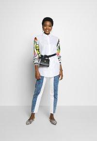 Desigual - CAM TARENTO - Button-down blouse - blanco - 1