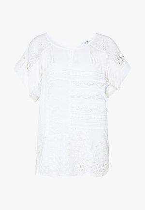 BLUS COMO - Camicetta - blanco