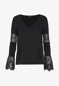 Desigual - AMELIA - Maglietta a manica lunga - black - 3