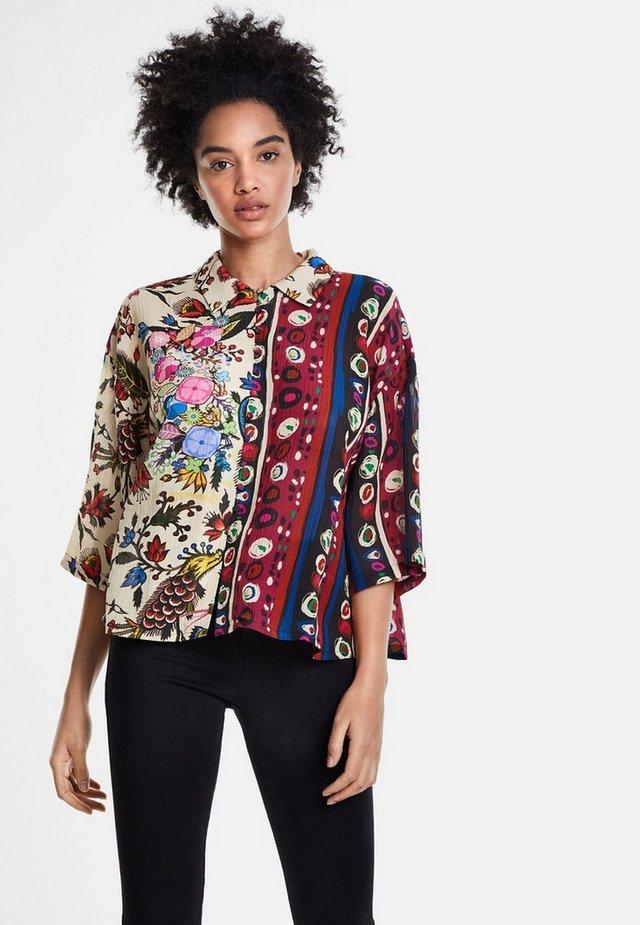 DESIGNED BY CHRISTIAN LACROIX - Button-down blouse - multicolor