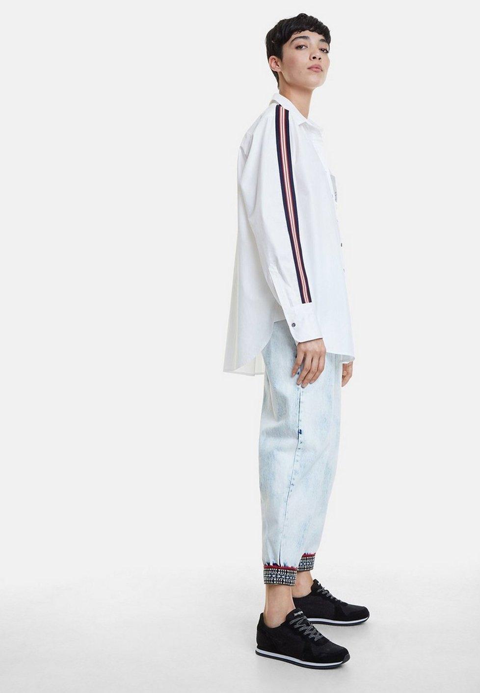 Desigual AFRODITA - Koszula - white
