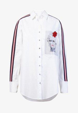 AFRODITA - Overhemdblouse - white
