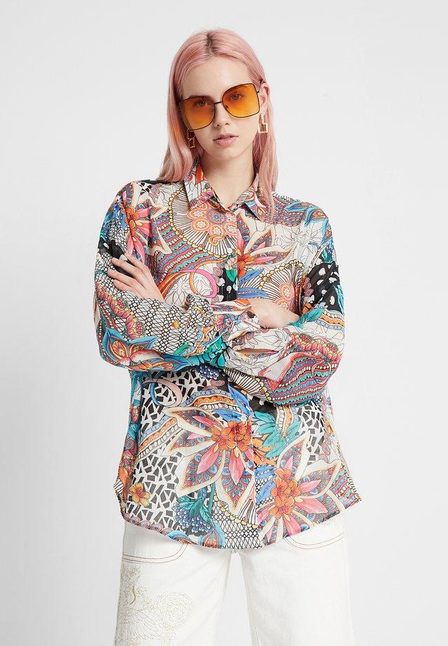 CAM_LENA - Button-down blouse - multicolor