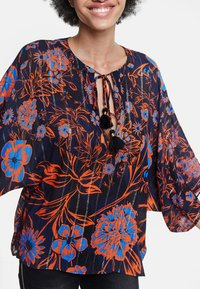 Desigual - BLUS_SIENA - Tunic - brown - 3