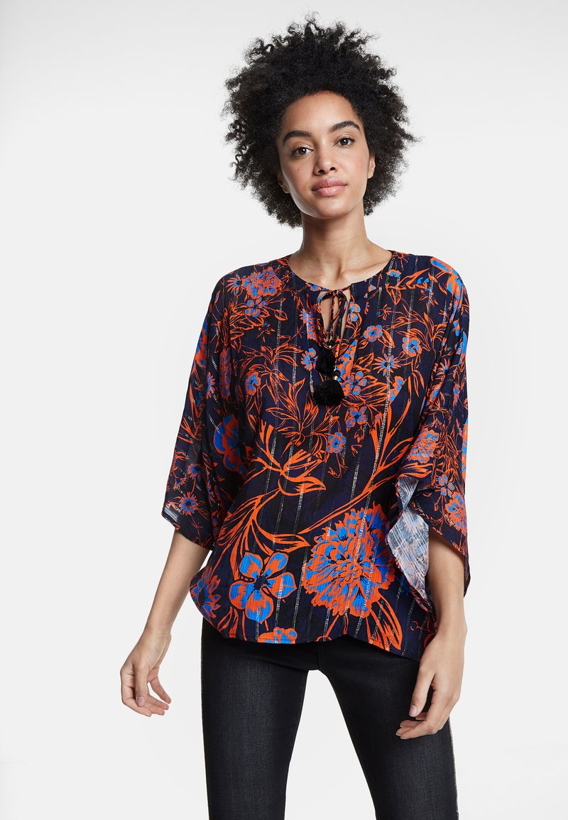 Desigual - BLUS_SIENA - Tunic - brown