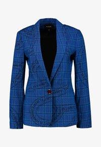 Desigual - CHAQ TURIN - Blazer - royal blue - 4