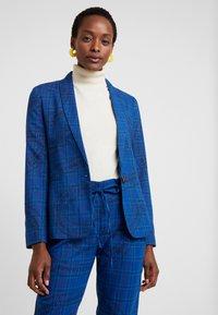 Desigual - CHAQ TURIN - Blazer - royal blue - 0