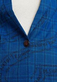 Desigual - CHAQ TURIN - Blazer - royal blue - 5