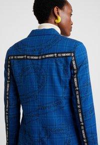 Desigual - CHAQ TURIN - Blazer - royal blue - 3
