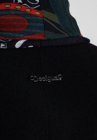 Desigual - CHAQ KRAME - Blazere - black - 5
