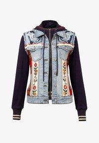 Desigual - CHAQ_LIBERTE - Denim jacket - blue - 5