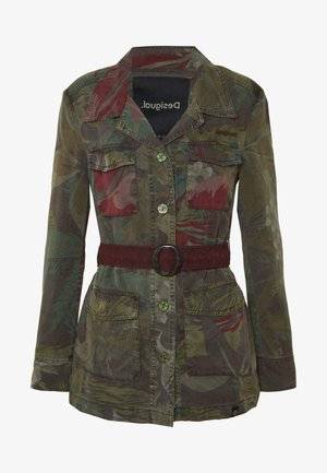 CHAQ CAWAII - Summer jacket - verde militar