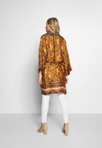 Desigual - CHAQ SABANA - Summer jacket - ocre - 2