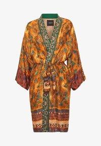 Desigual - CHAQ SABANA - Summer jacket - ocre - 4