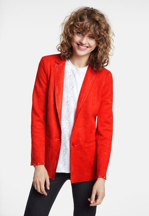 AME LINZ - Blazer - red